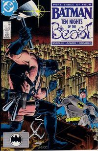 Cover Thumbnail for Batman (DC, 1940 series) #419