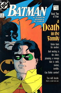Cover Thumbnail for Batman (DC, 1940 series) #427 [Direct]
