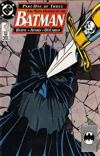 Cover Thumbnail for Batman (DC, 1940 series) #433 [Direct]