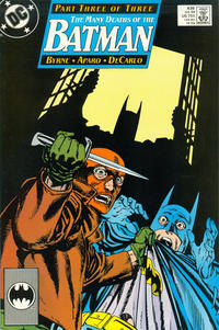 Cover Thumbnail for Batman (DC, 1940 series) #435 [Direct]