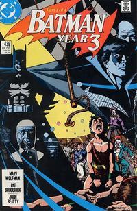 Cover Thumbnail for Batman (DC, 1940 series) #436 [Direct]