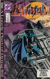 Cover Thumbnail for Batman (DC, 1940 series) #440 [Direct Edition]