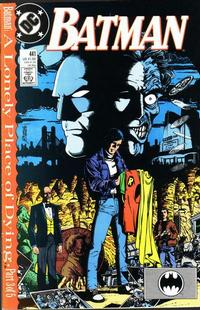 Cover Thumbnail for Batman (DC, 1940 series) #441 [Direct Edition]