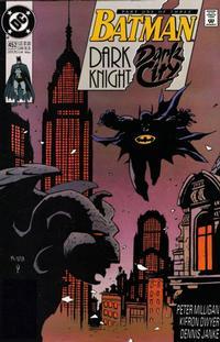 Cover Thumbnail for Batman (DC, 1940 series) #452 [Direct]