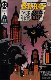 Cover Thumbnail for Batman (DC, 1940 series) #452 [Direct Edition]