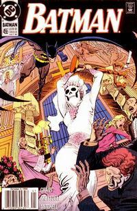 Cover Thumbnail for Batman (DC, 1940 series) #455 [Newsstand]