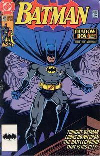 Cover Thumbnail for Batman (DC, 1940 series) #468