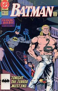 Cover Thumbnail for Batman (DC, 1940 series) #469
