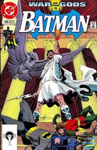 Cover Thumbnail for Batman (DC, 1940 series) #470