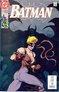 Cover Thumbnail for Batman (DC, 1940 series) #479 [Direct]