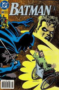 Cover Thumbnail for Batman (DC, 1940 series) #480 [Newsstand]
