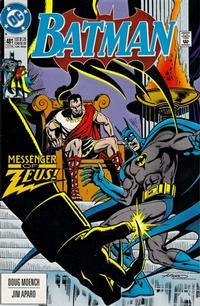 Cover Thumbnail for Batman (DC, 1940 series) #481