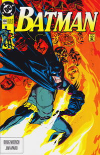 Cover Thumbnail for Batman (DC, 1940 series) #484 [Direct]