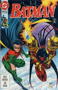 Cover Thumbnail for Batman (DC, 1940 series) #488 [Direct]