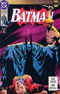 Cover Thumbnail for Batman (DC, 1940 series) #493