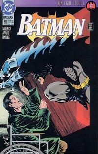 Cover Thumbnail for Batman (DC, 1940 series) #499