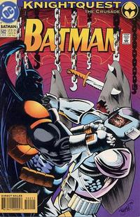 Cover Thumbnail for Batman (DC, 1940 series) #502 [Direct Edition]