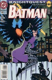 Cover Thumbnail for Batman (DC, 1940 series) #503