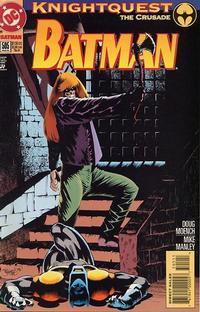 Cover Thumbnail for Batman (DC, 1940 series) #505