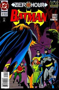 Cover Thumbnail for Batman (DC, 1940 series) #511