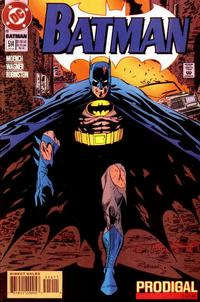 Cover Thumbnail for Batman (DC, 1940 series) #514