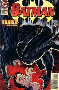 Cover Thumbnail for Batman (DC, 1940 series) #515 [Direct Sales]