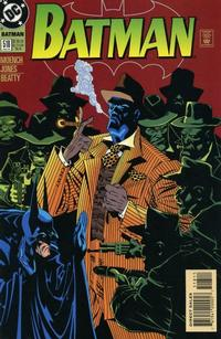 Cover Thumbnail for Batman (DC, 1940 series) #518 [Direct Edition]