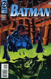 Cover Thumbnail for Batman (DC, 1940 series) #519 [Direct Edition]