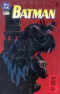 Cover for Batman (DC, 1940 series) #520