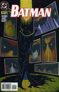 Cover Thumbnail for Batman (DC, 1940 series) #524
