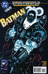 Cover Thumbnail for Batman (DC, 1940 series) #525