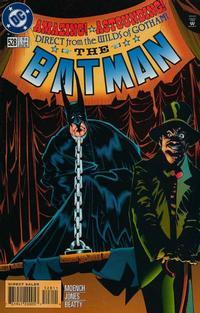 Cover Thumbnail for Batman (DC, 1940 series) #528