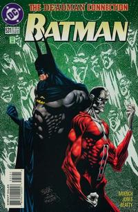 Cover Thumbnail for Batman (DC, 1940 series) #531 [Standard Edition - Direct Sales]