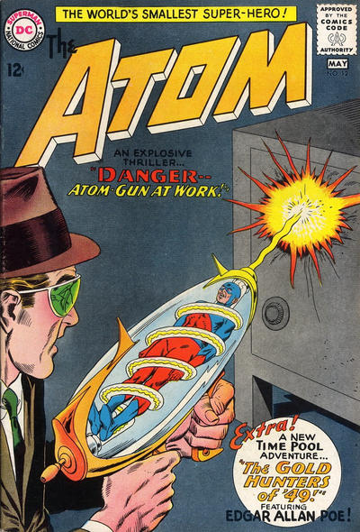 Cover for The Atom (DC, 1962 series) #12