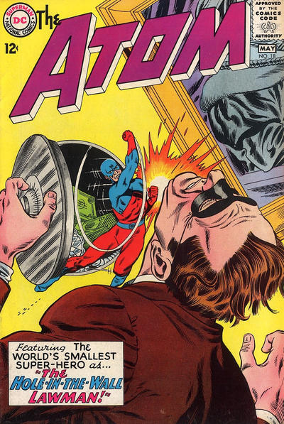 Cover for The Atom (DC, 1962 series) #18