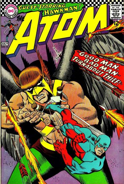 Cover for The Atom (DC, 1962 series) #31
