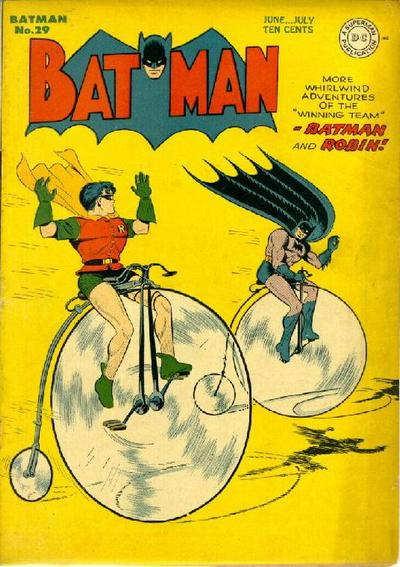 Cover for Batman (DC, 1940 series) #29