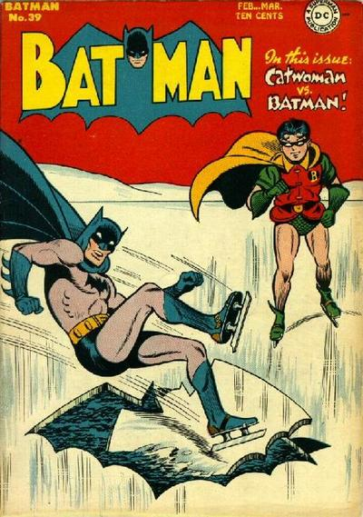 Cover for Batman (DC, 1940 series) #39