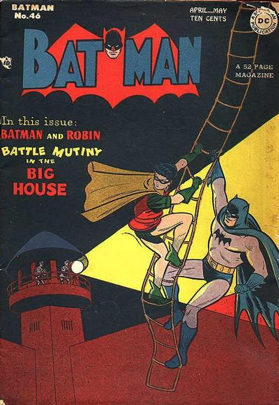 Cover for Batman (DC, 1940 series) #46