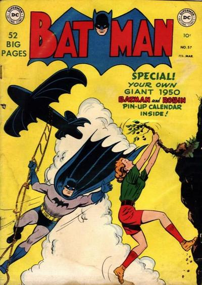 Cover for Batman (DC, 1940 series) #57