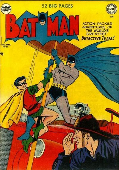 Cover for Batman (DC, 1940 series) #60