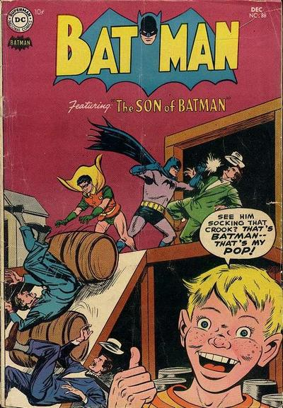 Cover for Batman (DC, 1940 series) #88