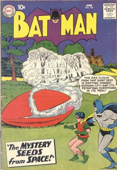 Cover for Batman (DC, 1940 series) #124