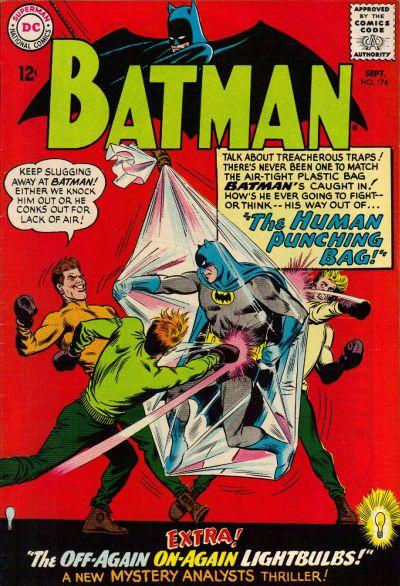 Cover for Batman (DC, 1940 series) #174