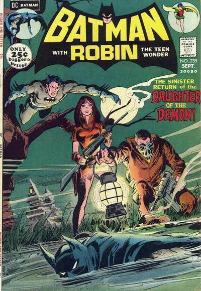 Cover for Batman (DC, 1940 series) #235