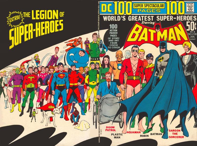 Cover for Batman (DC, 1940 series) #238