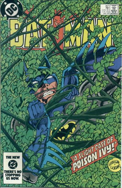 Cover for Batman (DC, 1940 series) #367 [Direct-Sales]