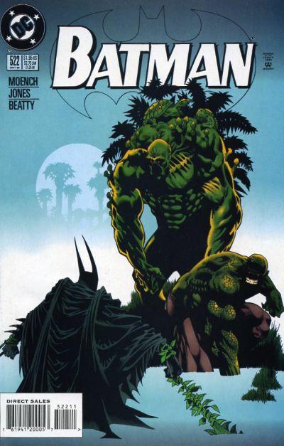Cover for Batman (DC, 1940 series) #522