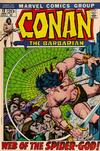 Cover for Conan the Barbarian (Marvel, 1970 series) #13 [Regular Edition]