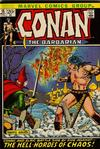 Cover for Conan the Barbarian (Marvel, 1970 series) #15 [Regular Edition]